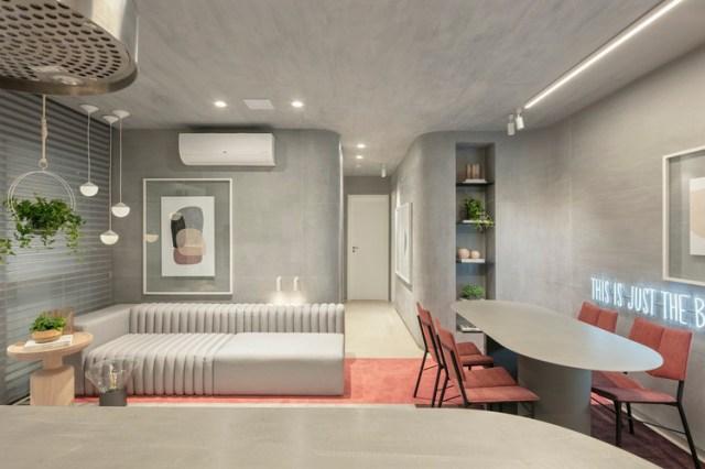 Apartamento Arch 78 / Bohrer Arquitetura. Foto © Fellipe Lima