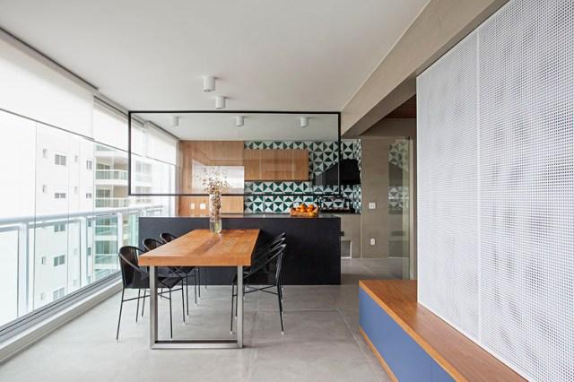 Apartamento Jardim das Perdizes / Casa100 Arquitetura. Foto ©Gui Morelli