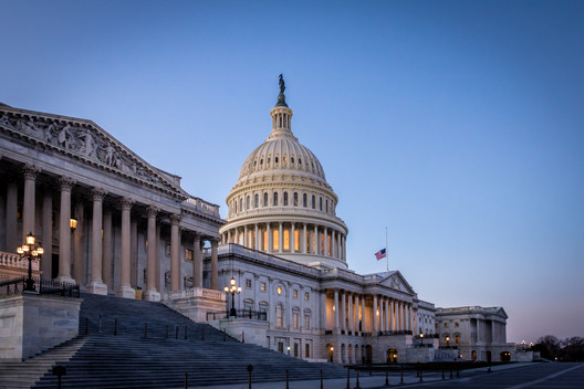 United States Capitol Building in Washington, DC. Image © Diego Grandi | Shutterstock