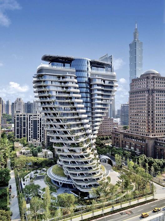 Courtesy of Vincent Callebaut Architectures