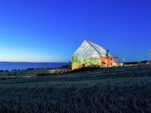 Uppgrenna Nature House / Tailor Made arkitekter. Image © Ulf Celander
