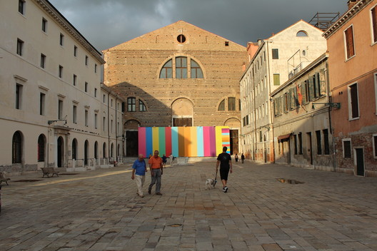 Cortesía de Bienal de Venecia