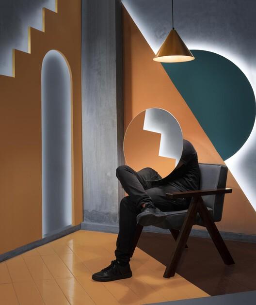 Geometrication by Renesa Architects. Image © Niveditaa Gupta