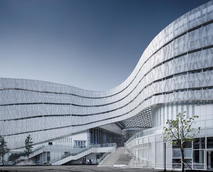 Culture and Sports Center in Xu Shu Guan / ARTS Group, © Wei Qin