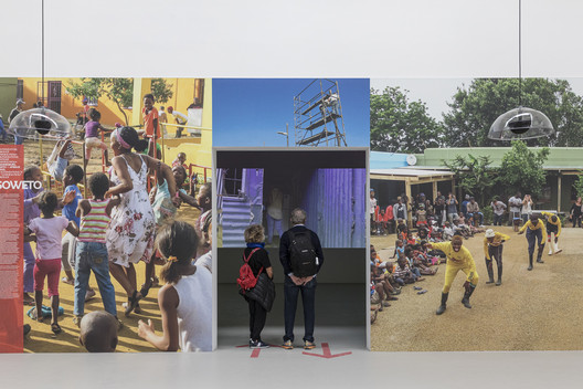 French Pavilion. Image © Laurian Ghinitoiu