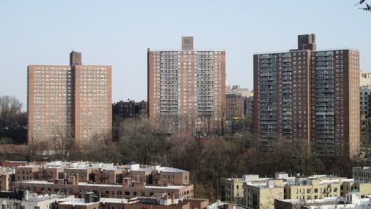 NYC NYCHA Housing. Image via AIANY