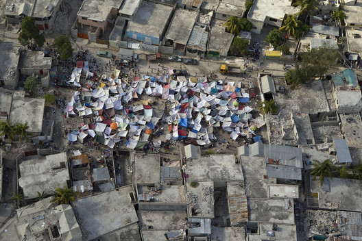 Haiti after the 2020 earthquake. Image via Flickr user: United Nations Development Programme, lincensed under CC BY-NC-ND 2.0
