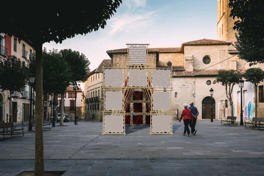 St. Bartholomew hut by Paradigma Ariadné. Image Courtesy of Concéntrico