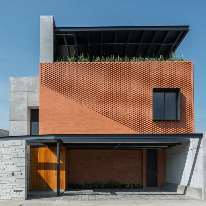 Astorga House / Sánchez Morones Arquitectos. Image © Felipe Reyes de La Madrid