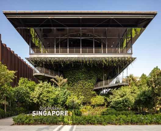 © Singapore Pavilion, Expo 2020 Dubai
