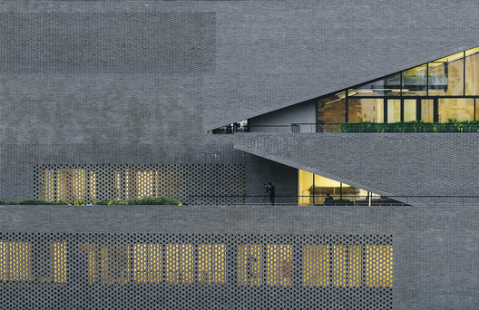 China Resources Archives Library / Studio Link-Arc. Image © Shengliang Su