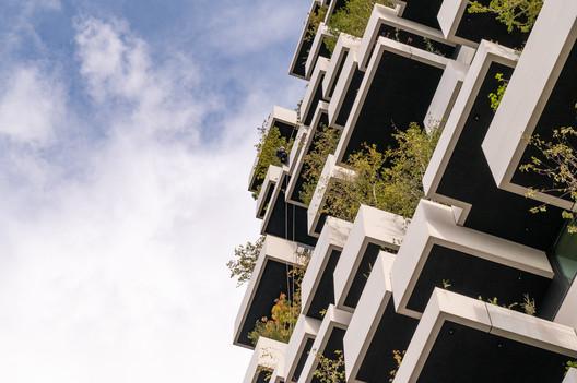 Trudo Tower. Image © Stefano Boeri Architetti