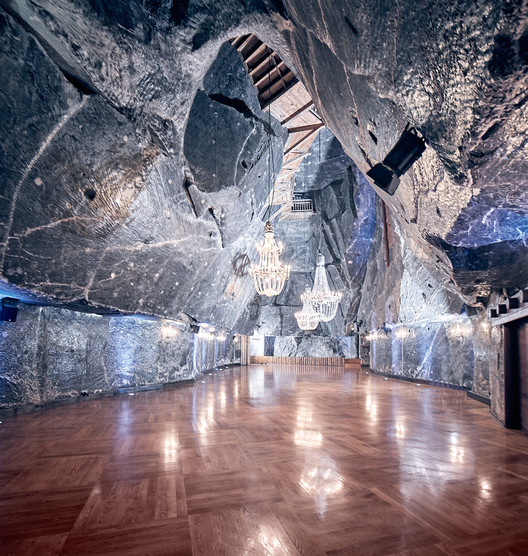 Courtesy of Wieliczka Salt Mine