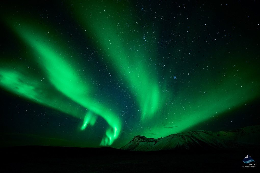Northern Lights Are
