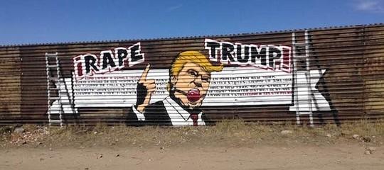 Che muro erigereal confine col Messico?Trumpancora indeciso sulla scelta
