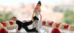 Il matrimonio non è mai uno scherzo. Nemmeno in tv