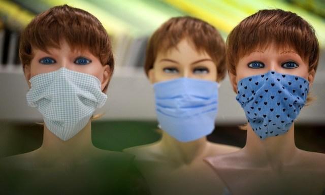 fase 2 mascherine moda