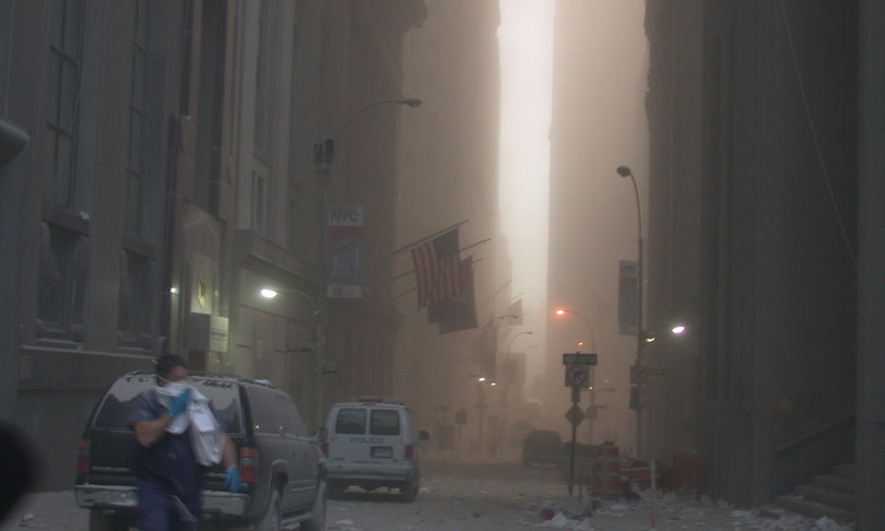 11 settembre storia Dotti sopravvissuta carica speranza