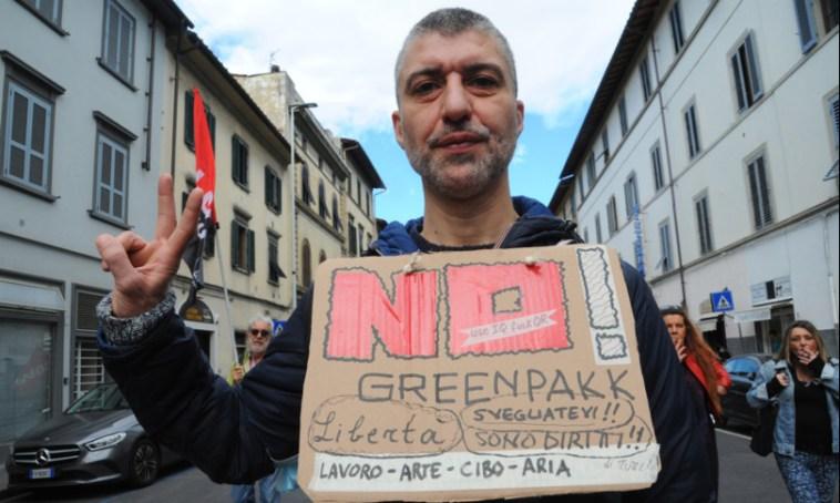 Quanti sono in Italia i lavoratori non vaccinati