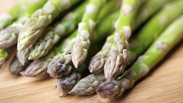 low-carb asparagus for diabetic diet