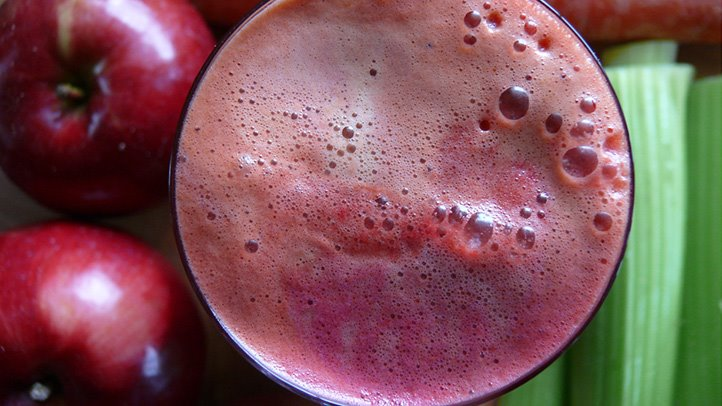 Fördert das Entsaften eine gute Verdauung?