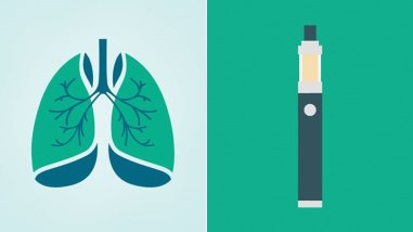 Image result for Health care providers asked to report pulmonary illnesses that may be associated with vaping