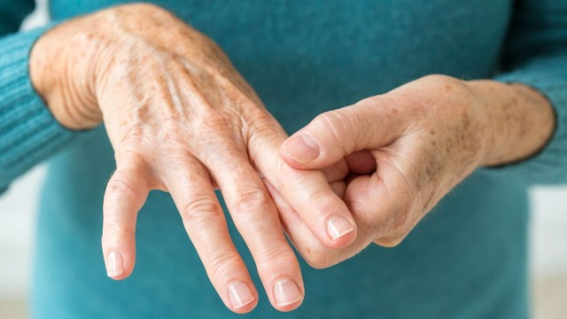 Small Steps to Ease RA Symptoms
