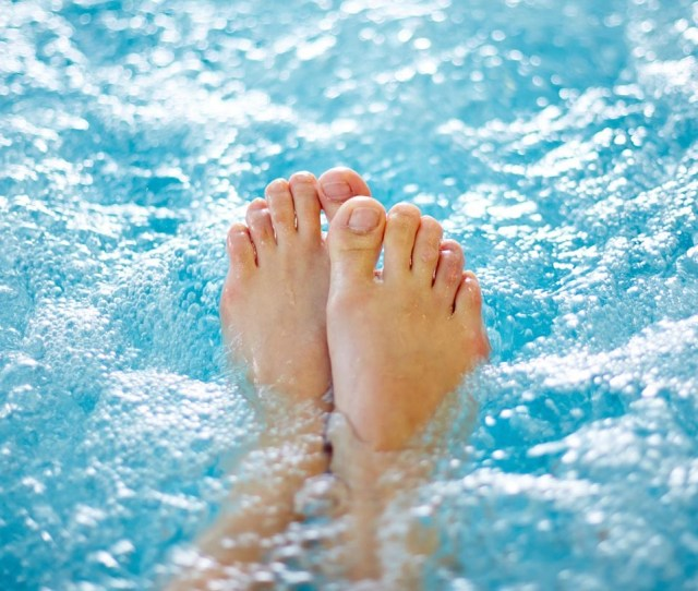 Aquatic Therapy And Whirlpools