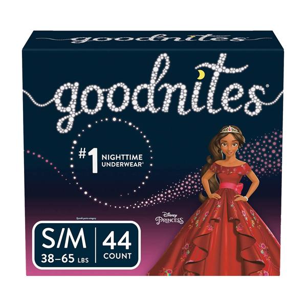 Best Overnight Diapers - Goodnites Bedwetting Underwear