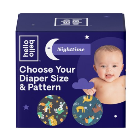 Best Overnight Diapers - Hello Bello Overnight Diapers