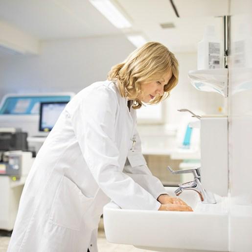 Antibiotics and infection control
