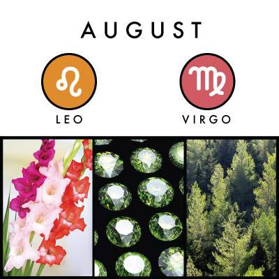 A Little About August Birth Symbols Coven Life