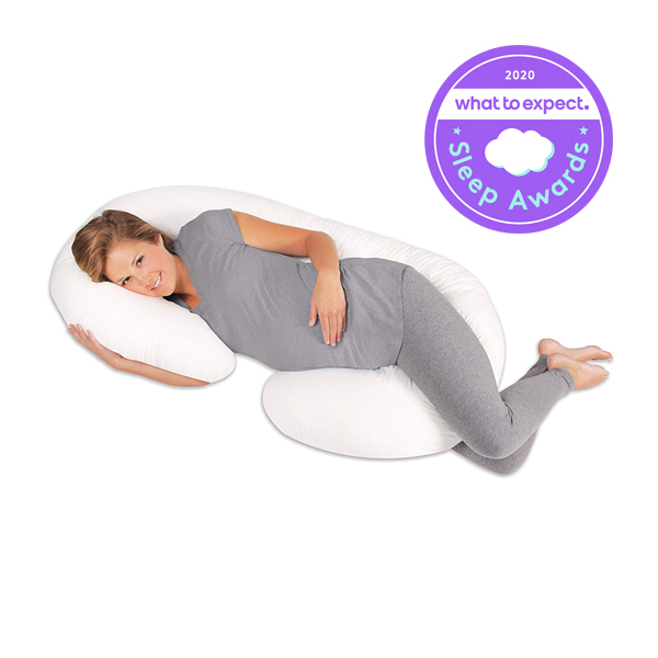 Best Pregnancy Pillows - Leachco Snoogle Chic Supreme