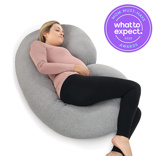 pharmedoc full body c shaped pillow