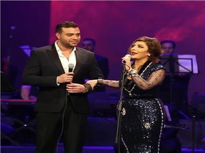 Rami Sabri and Asala