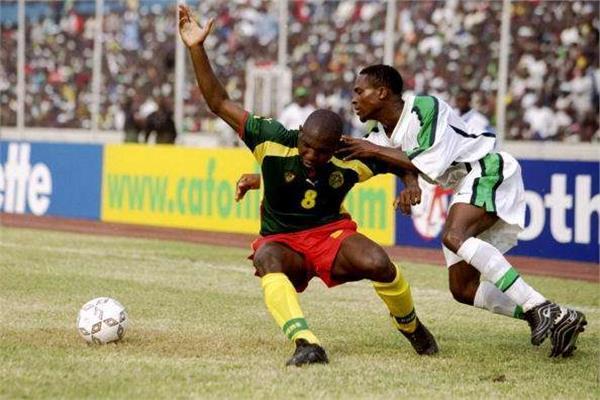 الكاميرون ونيجيريا بث مباشر