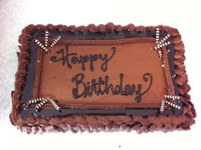 Bakery Cake Happy Birthday Stacked Each Safeway