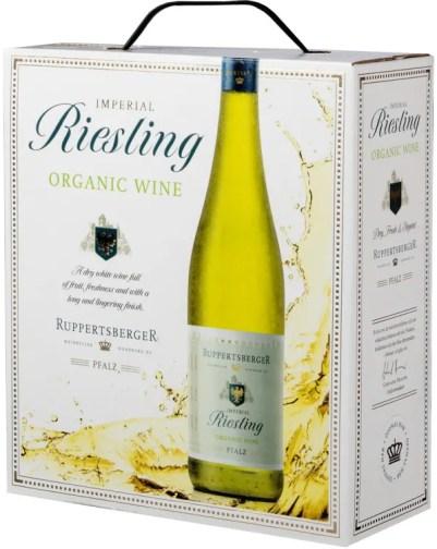 Ruppertsberger Imperial Riesling Organic 2019 bag-in-box | Alko