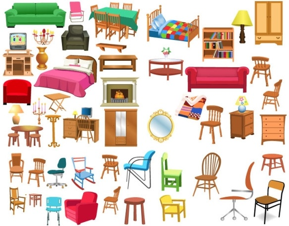 Furniture Free Vector Download 327 Free Vector For