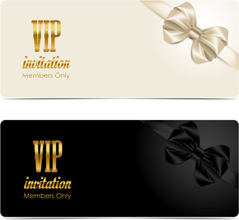 Vip Invitation Free Vector Download 1945 Free Vector