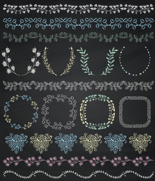 Free Clipart Borders And Frames Vector Graphics Free