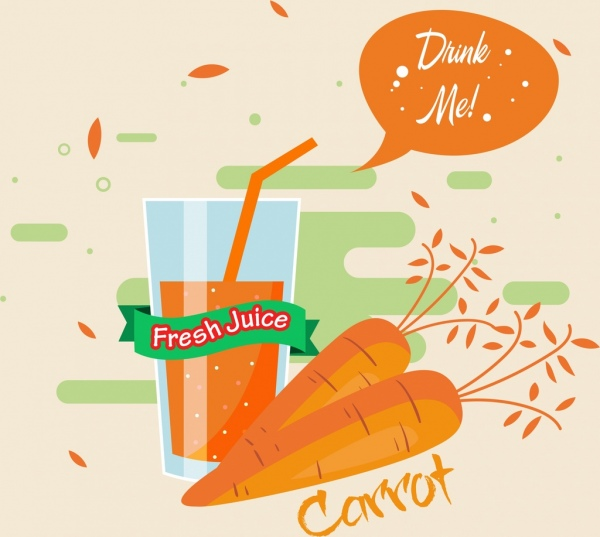 Fresh Juice Logo Vector