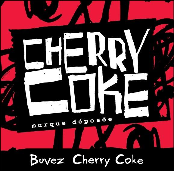 Cherry Coke Logo Free Vector In Adobe Illustrator Ai Ai Vector Illustration Graphic Art