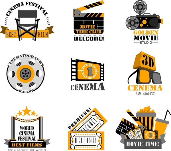 Cinema Free Vector Download 147 Free Vector For