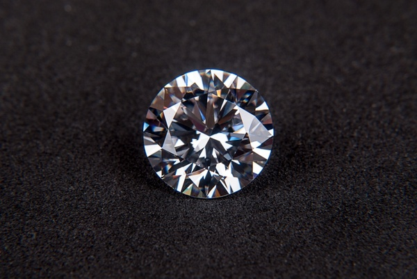 diamond gem cubic zirconia