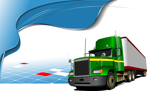Truck Vector Free Vector Download 456 Free Vector For