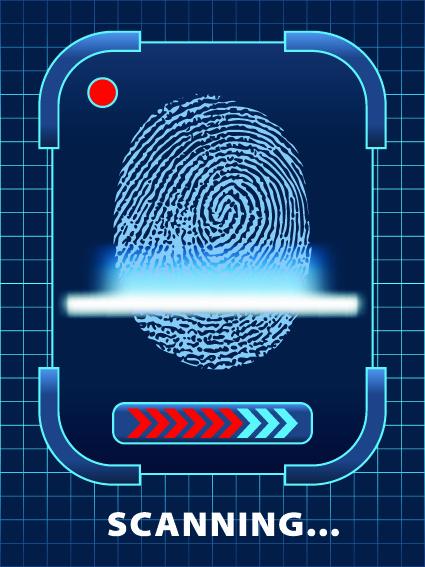Fingerprint Free Vector Download 86 Free Vector For