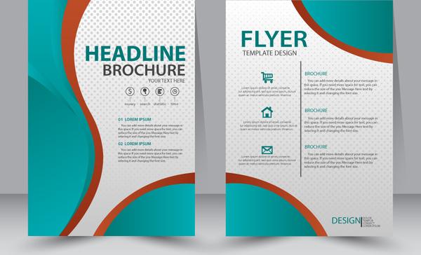 format of a flyer verat