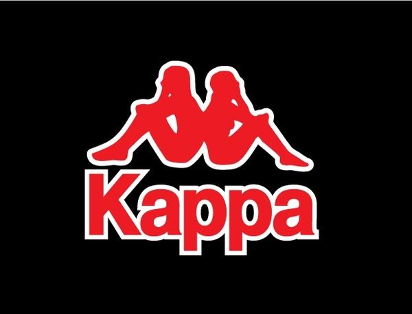Kappa Logo Free Vector In Adobe Illustrator Ai ( .ai