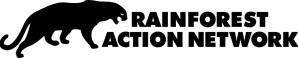 Image result for rainforest action network logo